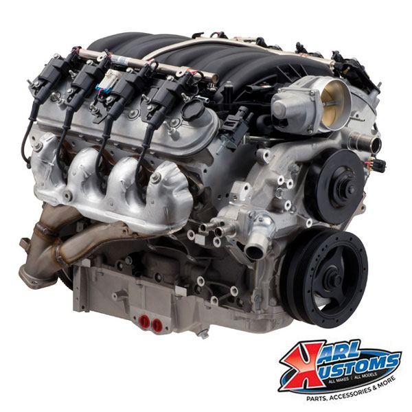 Chevrolet Performance 7.0L LS7 Crate Engine