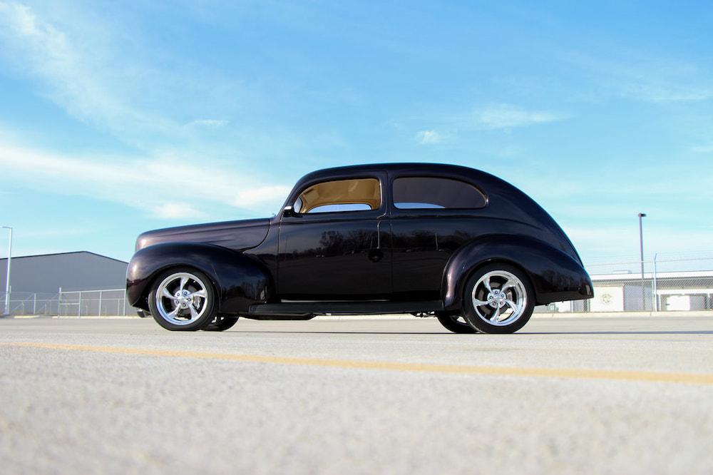 1940 Ford Deluxe Karl Kustoms
