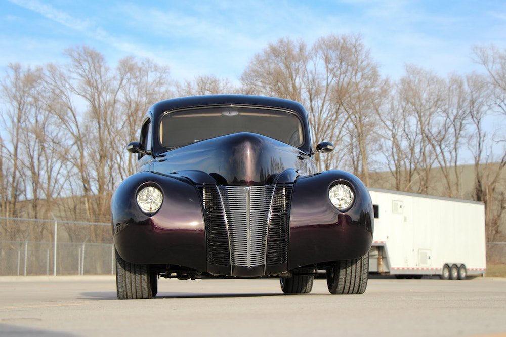1940 Ford Deluxe Des Moines